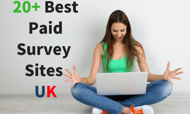 Best Paid Survey Sites UK