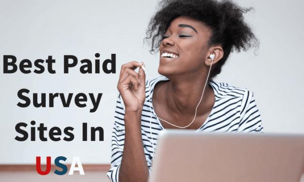 Best Paid Survey Sites in US