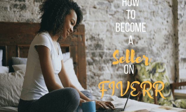 How To Become A Seller On Fiverr
